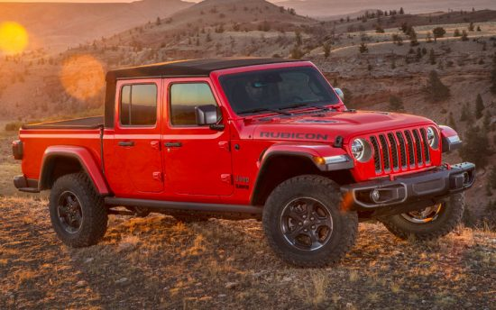 Jeep Gladiator 2020 é a picape mais legal dos últimos tempos