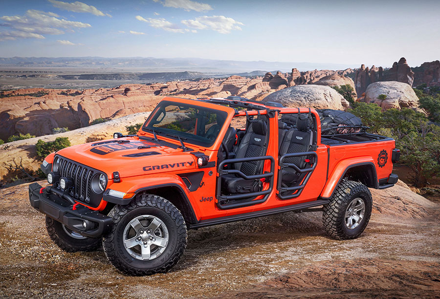 Jeep Gladiator Gravity