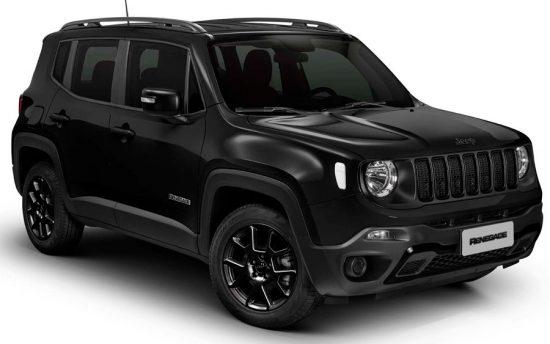 Pacote Night Eagle deixa seu Jeep Renegade mais estiloso por R$ 4.500