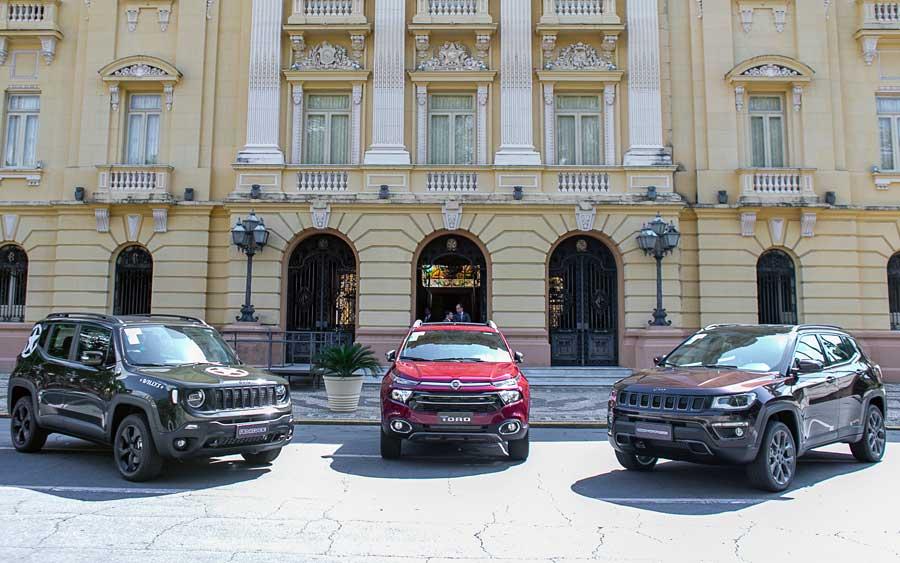 Jeep comemora 4 anos em Pernambuco