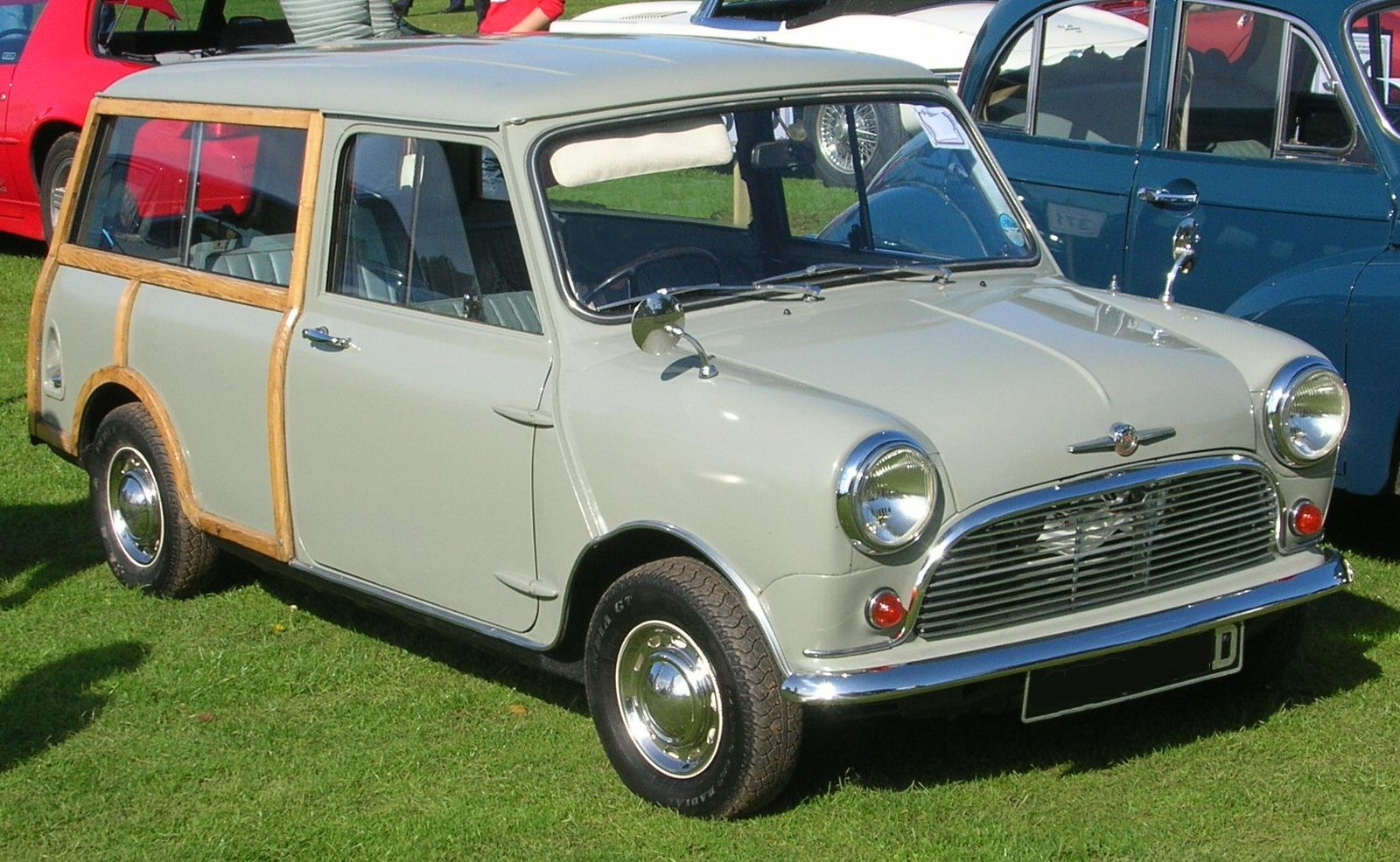 Morris Mini Minor Traveller - 1966 (foto: wikimedia)