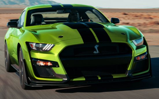 Você teria um Mustang verde limão? Em 2020 você poderá