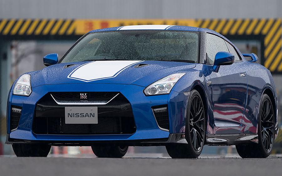 Novo Nissan GT-R 2020 é revelado na edição de 2019 do Salão do Automóvel de Nova Iorque