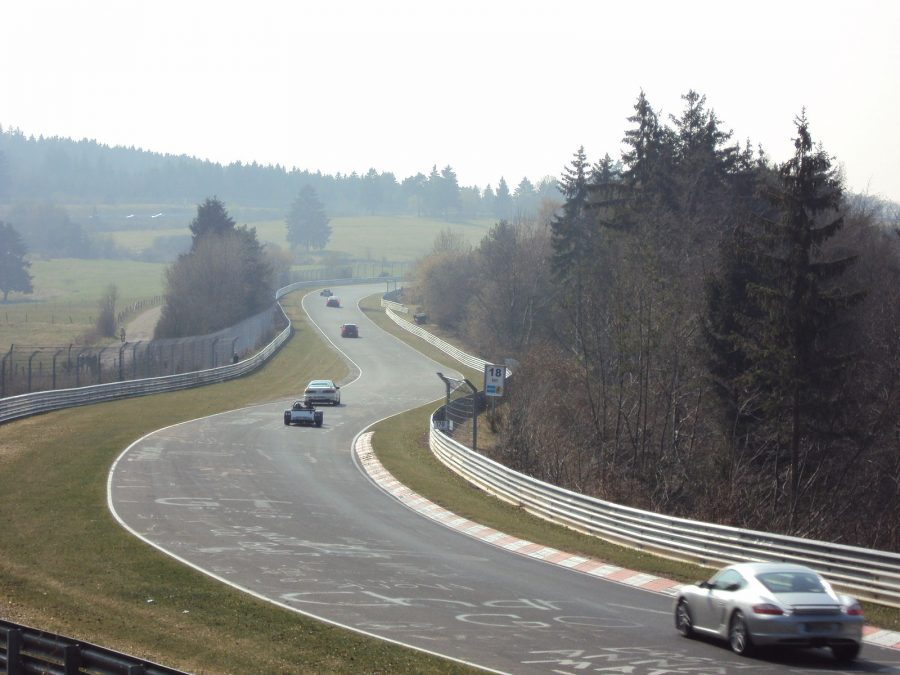 Nürburgring (foto: BedaNo1 / wikimedia)