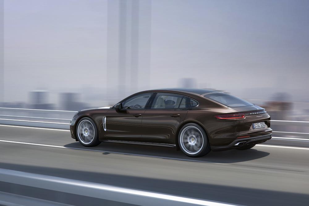 Porsche Panamera 4 Executive