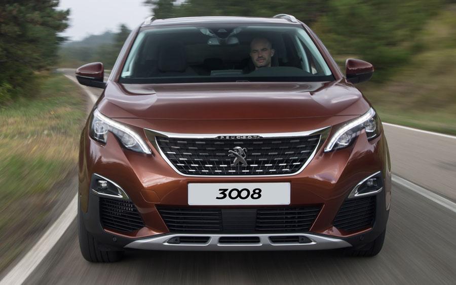 Peugeot 3008 Allure é um SUV que completa a família de utilitários esportivos
