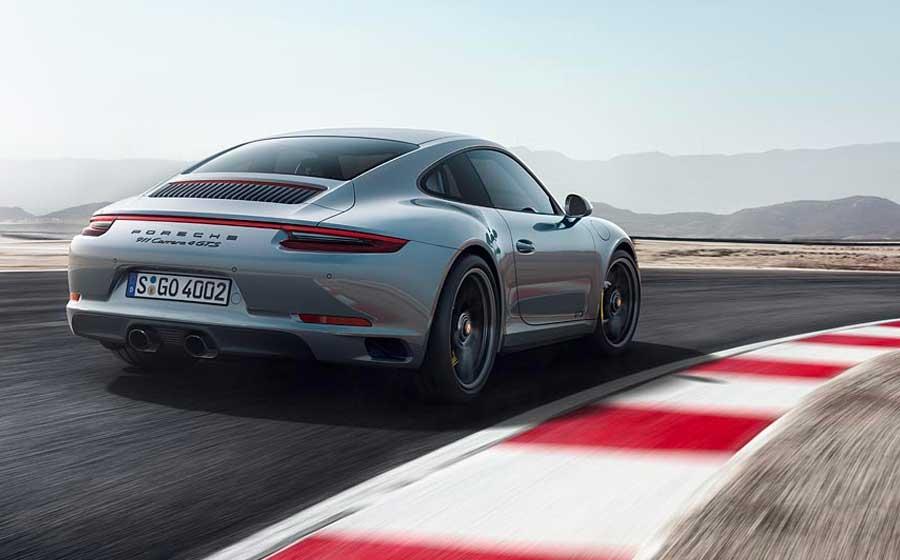 Porsche 911 Carrera 4 GTS uma magnífica máquina sob um lindo design