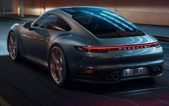 Porsche 911 Carrera S: uma verdadeira lenda