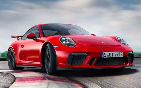 Porsche 911 GT3 tem DNA de um verdadeiro esportivo