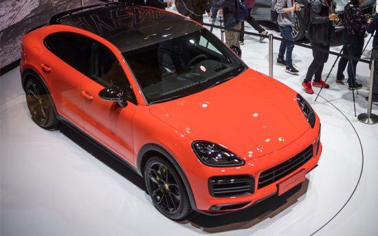 Porsche Cayenne Coupe 2020 reúne o melhor de um SUV com perfil de cupê