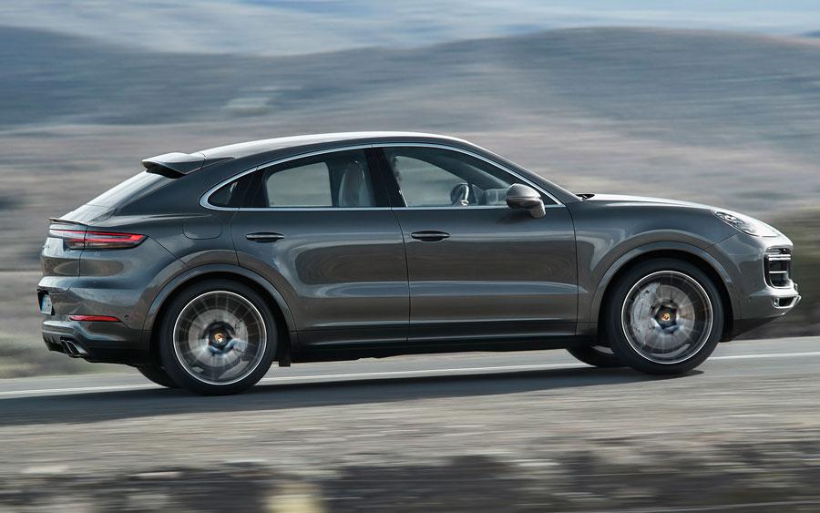 Porsche Cayenne Coupé 2020 é incrível e grande