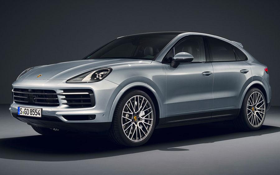 Novo Porsche Cayenne S Coupe