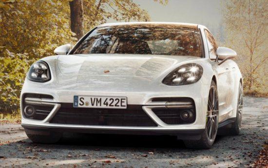 Porsche Panamera é um dos veículos mais sofisticados e potentes