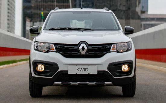 Renault Kwid 2020 ganha versão Outsider