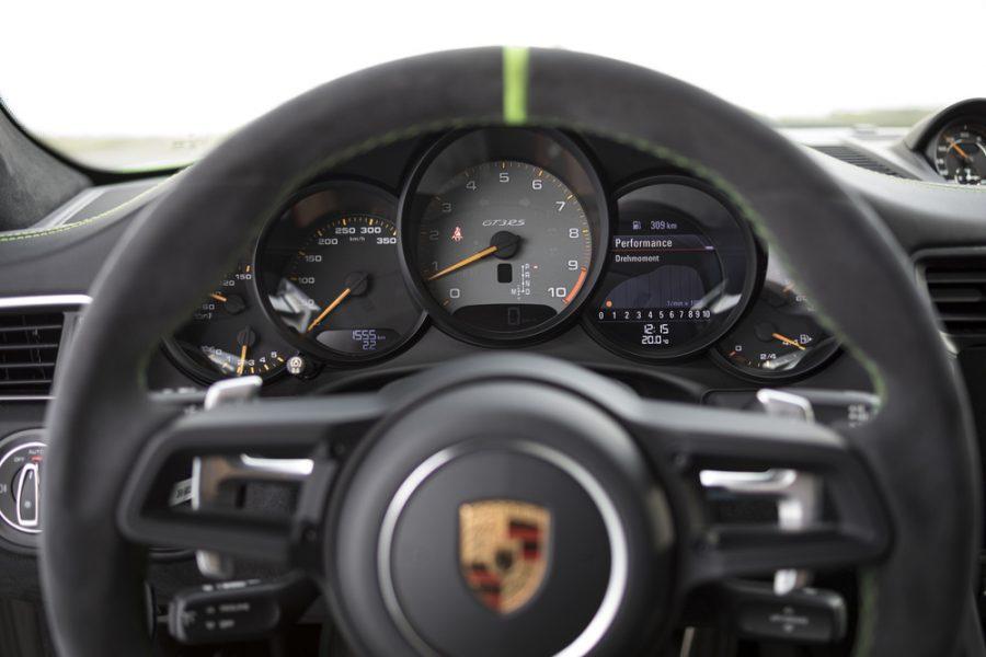 911 GT3 RS (Lizard Green)