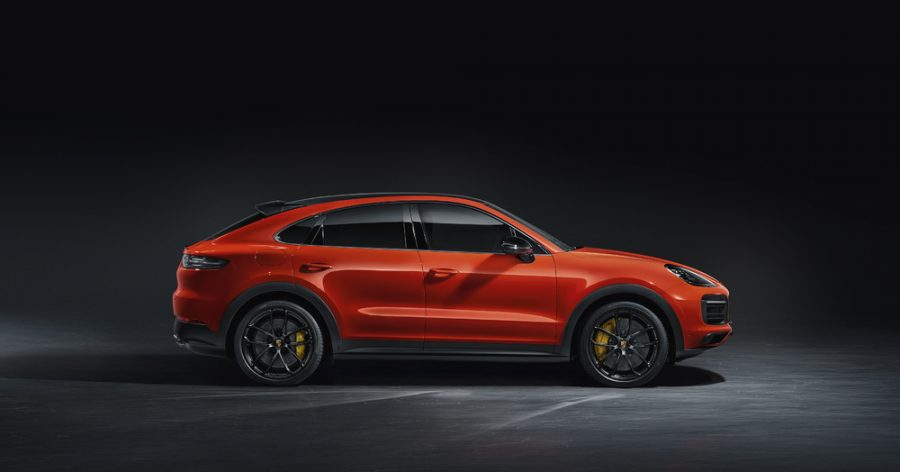 Cayenne Coupe 2020