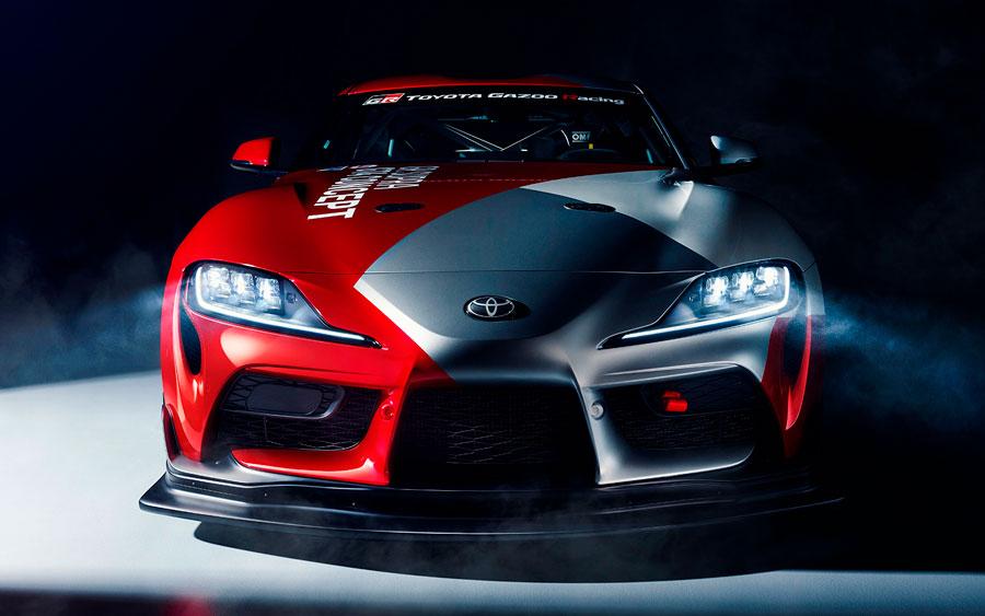 Você vai babar por este Toyota GR Supra GT4