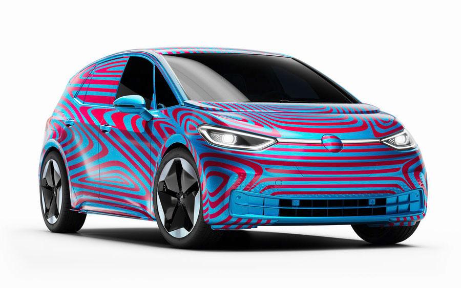 Carro elétrico popular da Volkswagen começa a ser vendido na Europa