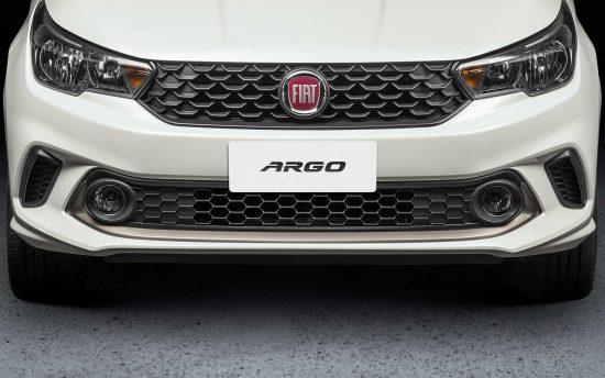 Conheça a linha do Fiat Argo 2020
