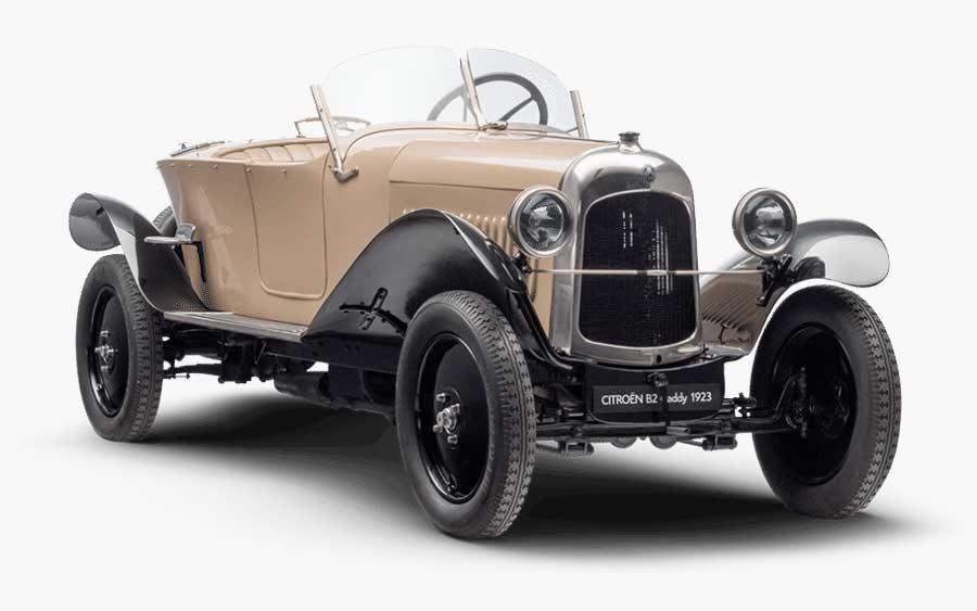 Citroen B2 Caddy - 1923