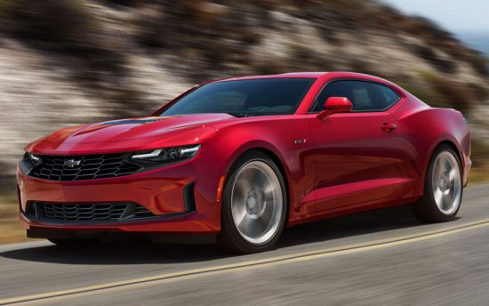 Conheça o novo visual do Camaro 2020