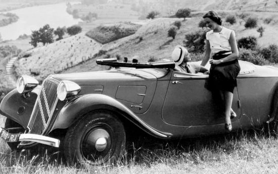 Citroen cria acervo online incrível com 100 anos de história