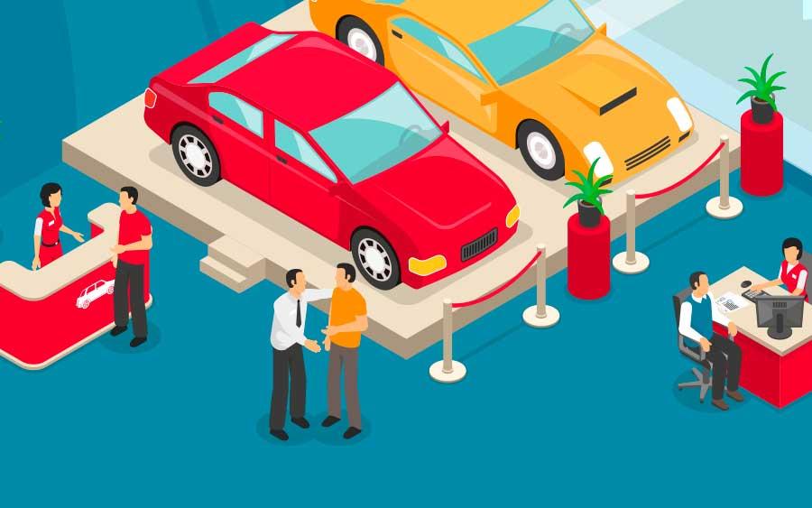 Na hora de comprar um carro novo, cuidado com o papo do vendedor