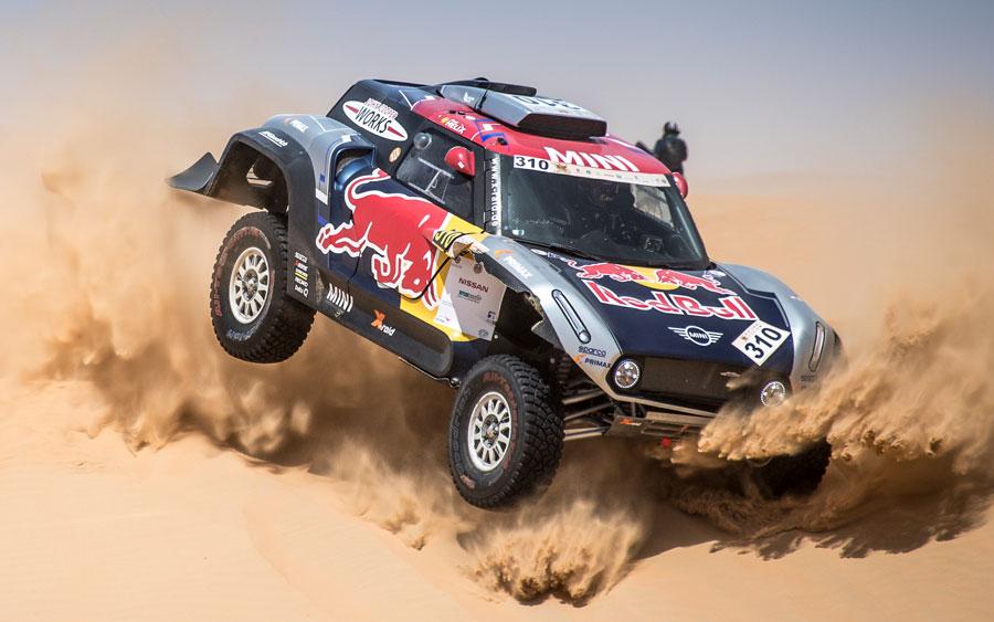 A história do Rally Dakar é marcada pela velocidade e a diversão