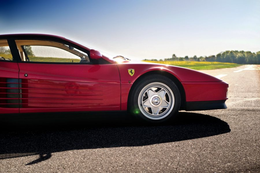 Ferrari Coupe
