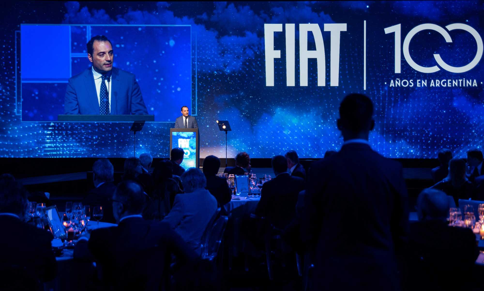 100 anos de Fiat na Argentina