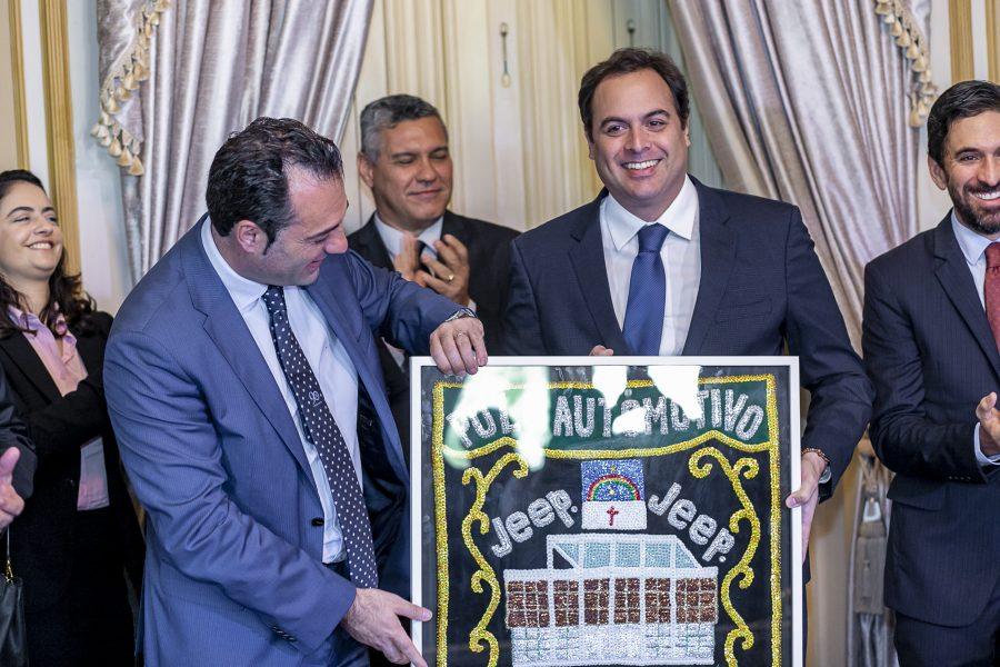 Comemoração pelos quatro anos do Polo Jeep oferecido pelo Governo de Pernambuco