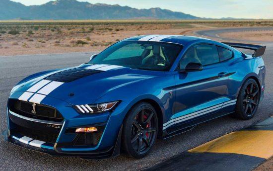 Mustang é o cupê esportivo mais vendido do mundo