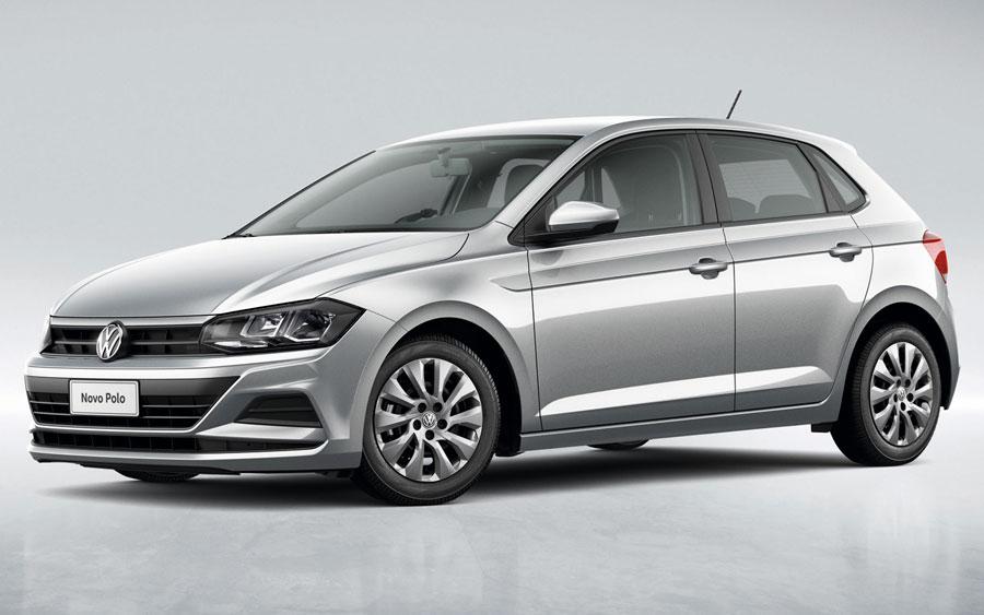 Novo Polo, Virtus, Gol e Voyage estão na lista de carros PCD da Volkswagen