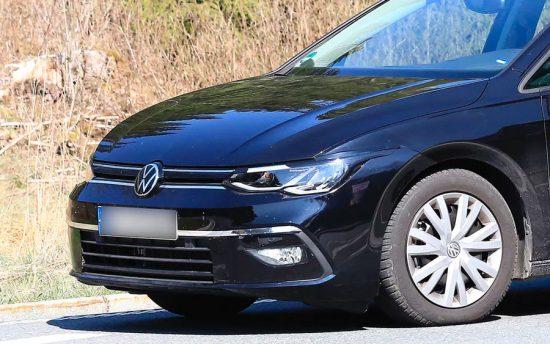 Oitava geração do VW Golf deve ter sistema híbrido de 48 volts