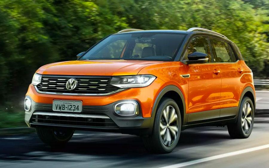 SUVW: Conheça os detalhes do Volkswagen T‑Cross
