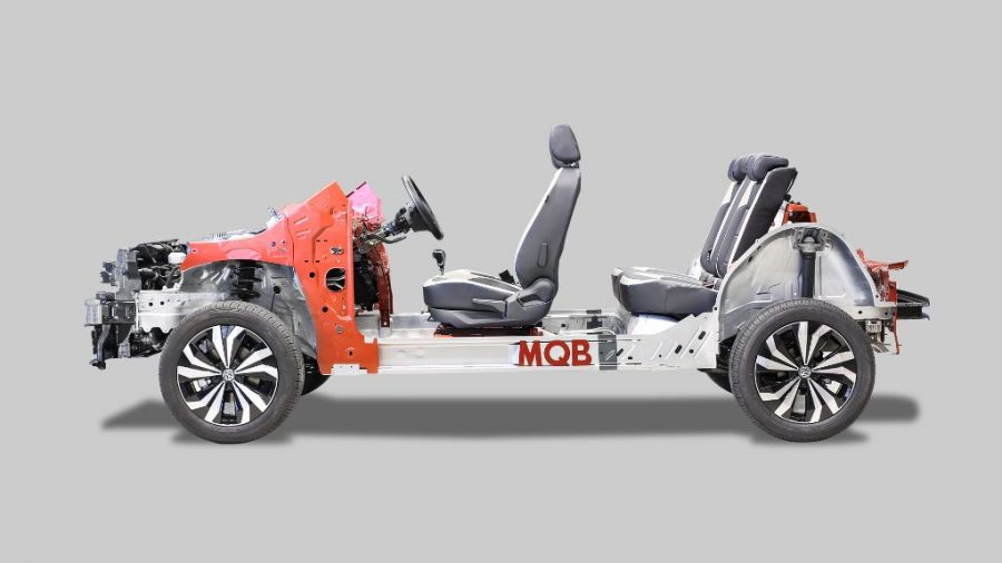 Volkswagen T‑Cross recebe cinco estrelas em teste do Latin NCAP
