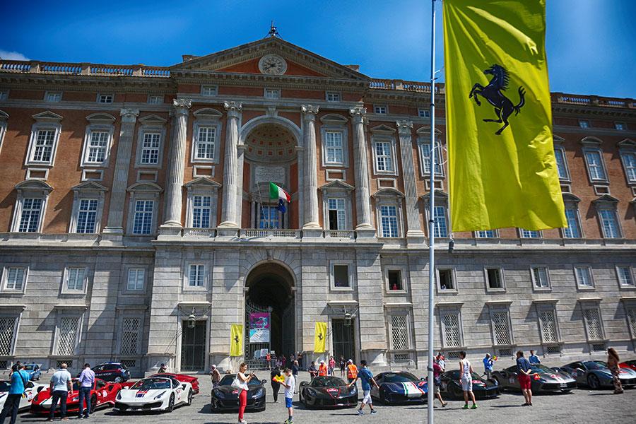 Ferrari Cavalcade 2019