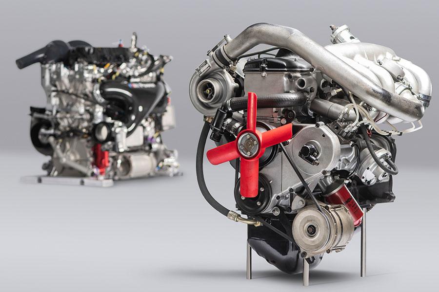 BMW P48 Turbo engine / BMW M121 Turbo engine