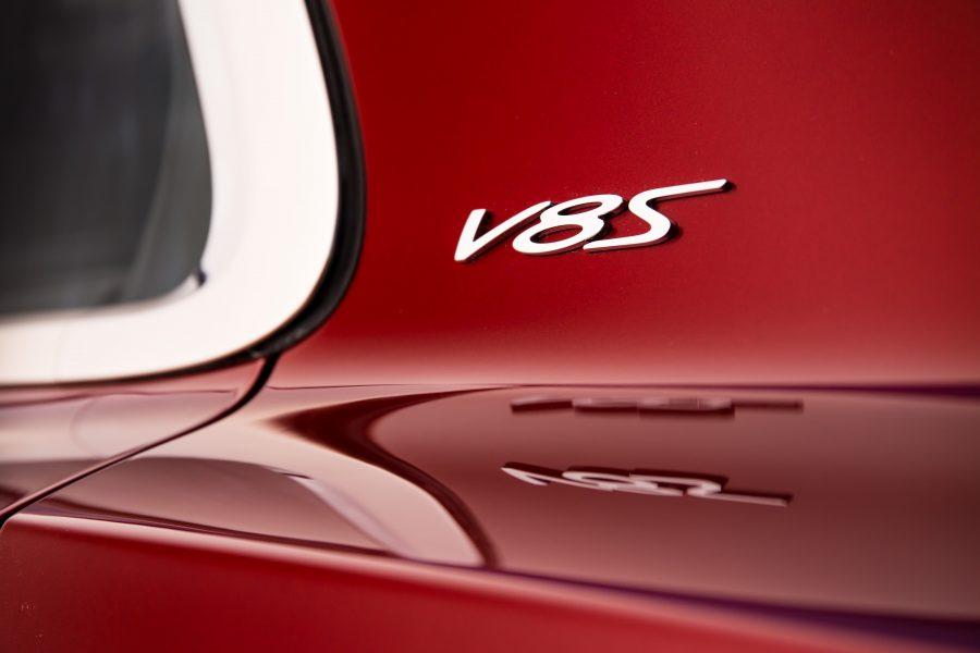 Flying Spur V8 S