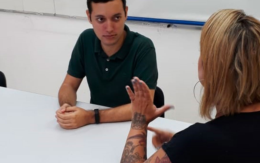 Bruno Dadalto Barbosa, de 30 anos (foto: reprodução / DETRAN-SP)