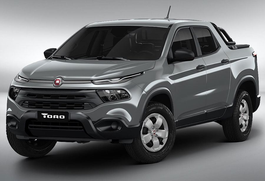 Fiat Toro Endurance 1.8 Flex MT5 MY 2020