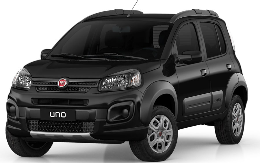 Fiat Uno Way 2020 promete agradar
