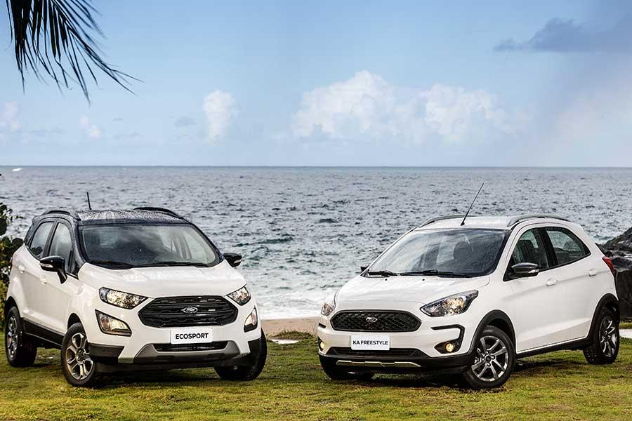 Ford Ka FreeStyle e EcoSport FreeStyle