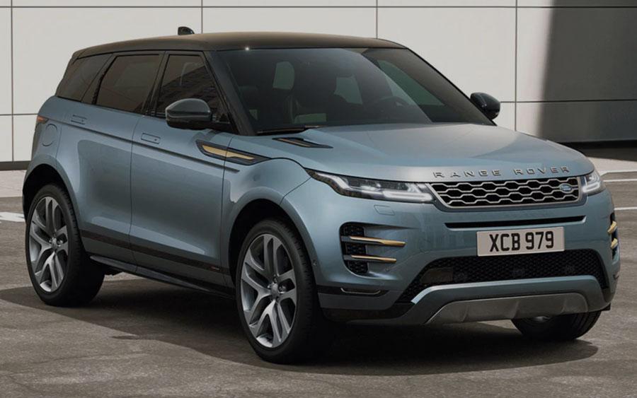 Land Rover apresenta novo Evoque com sistema híbrido e preço alto no Brasil