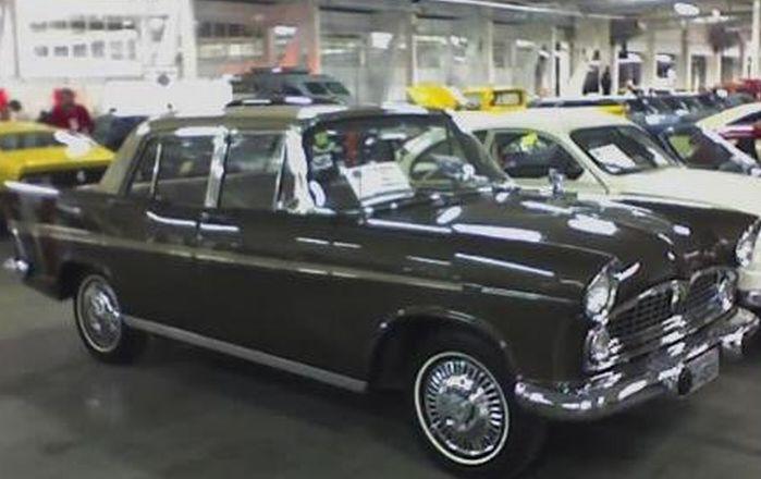 Simca Tufão 1964 (foto: Olimor / wikimedia)