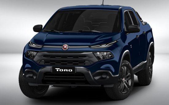 Fiat Toro 2020 chega com novas versões