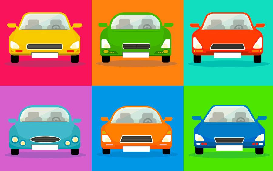 Porque os carros estão todos iguais? As leis explicam