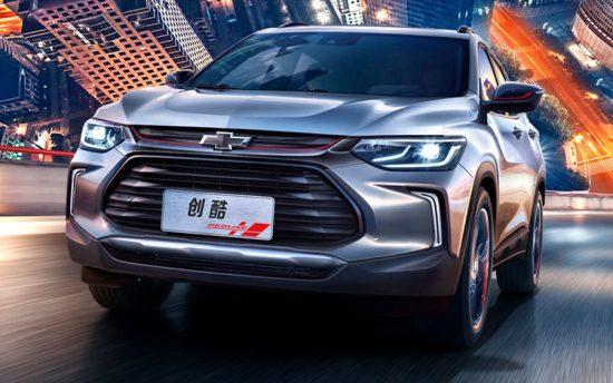 Chevrolet Tracker 2020 deve agradar o gosto do Brasil por SUV