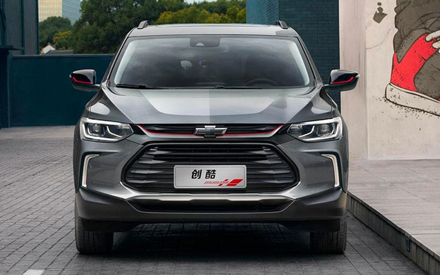 Chevrolet Tracker 2020 na China