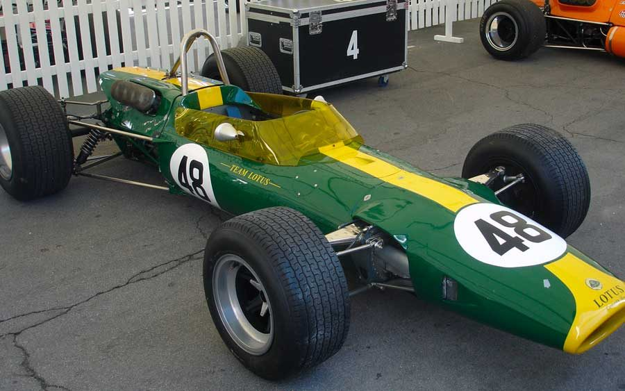 Lotus 48 (foto: Mutari / wikimedia)